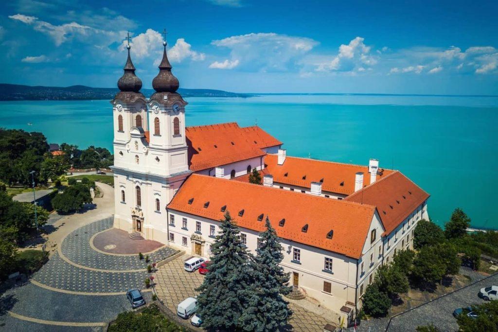 Tihany benedictine monastery