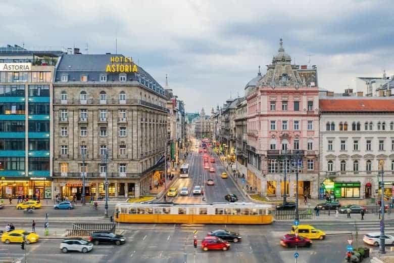 Astoria-Budapest