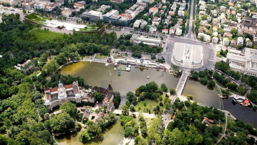 City Park- Budapest