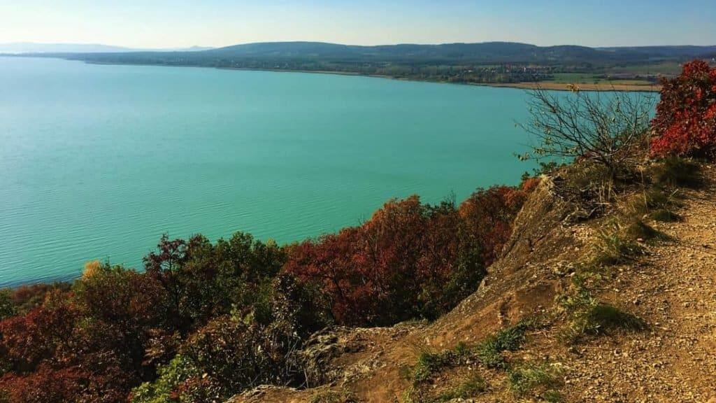 Loczy-training trail, Tihany