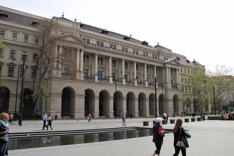 Ministry of Agriculture-Kossuth square