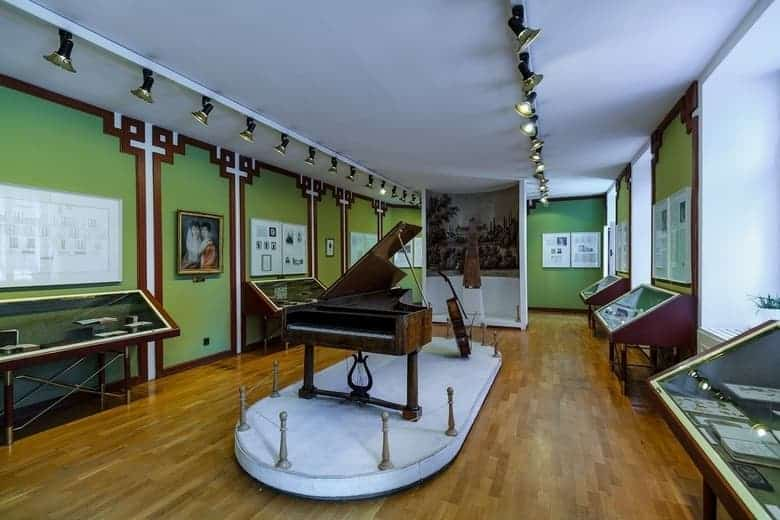 Beethoven memorial museum in Martonvasar