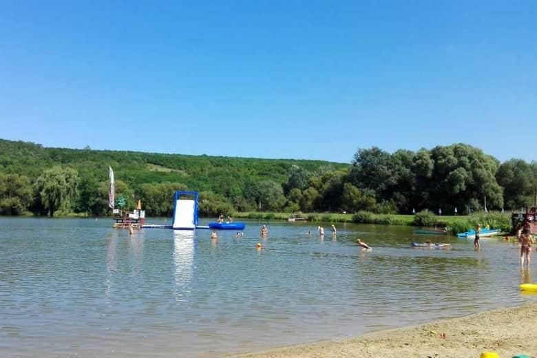 D-beach water