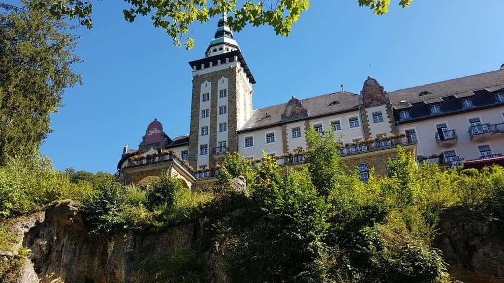 Hunguest Hotel Palace-Lillafüredi Castle