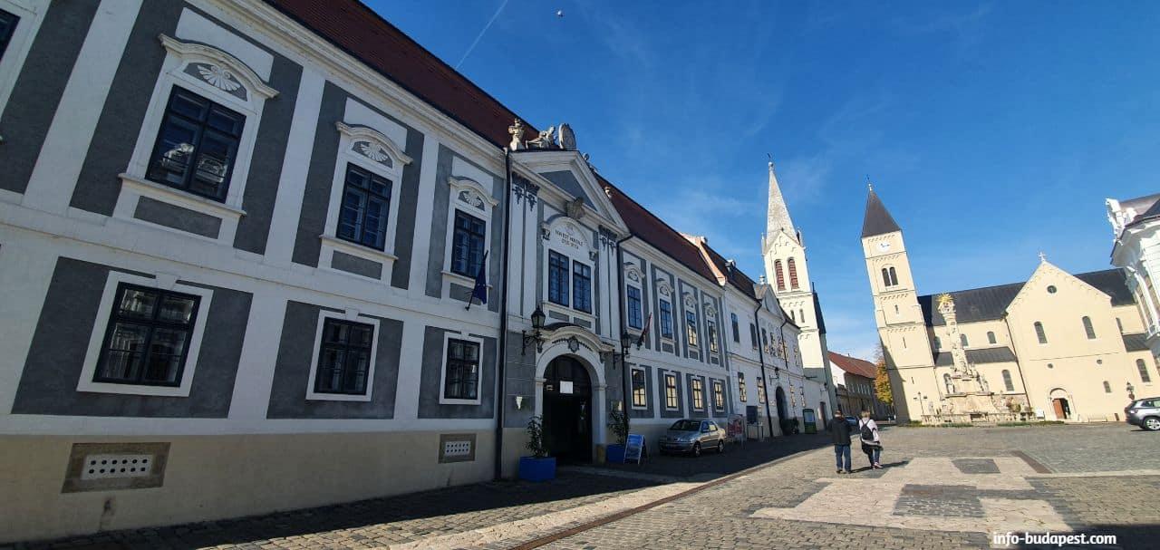 Dubniczay Palace
