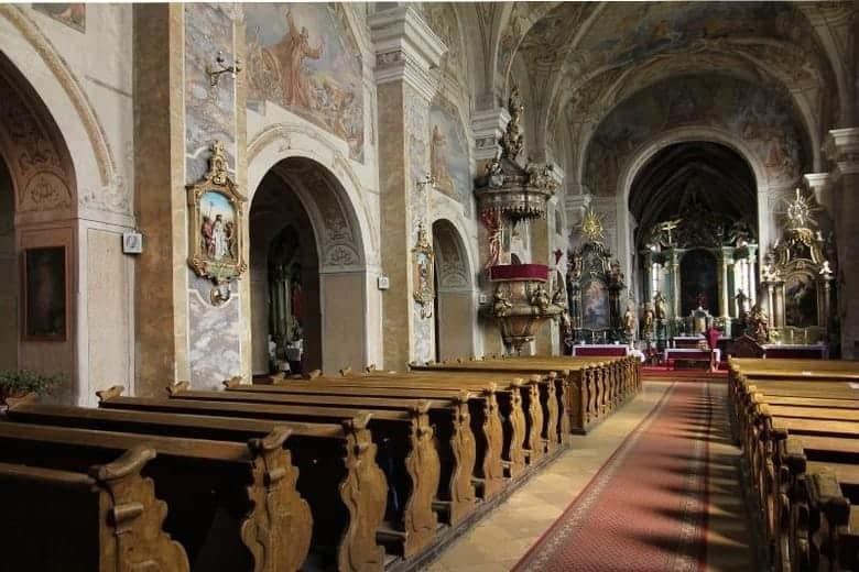 Franciscan Parish church and monastery