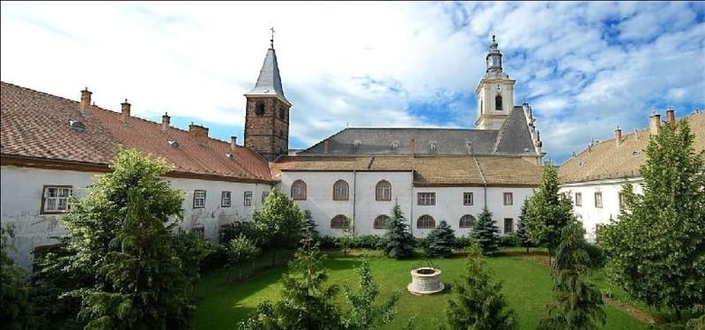 Franciscan Parish church and monastery