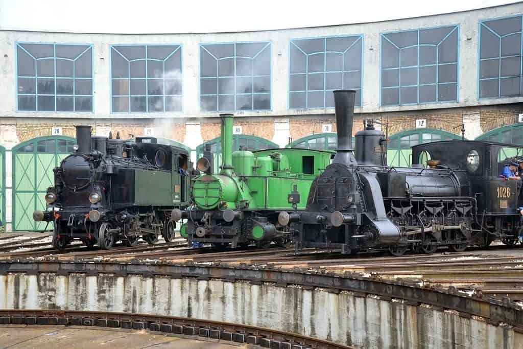 Hungarian Railway Museum