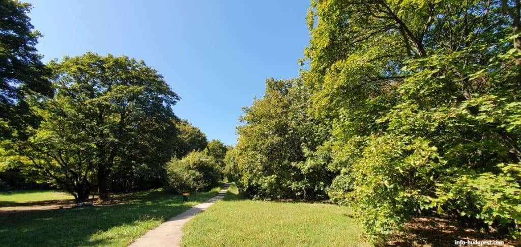 romantic Park, Kiscell Castle and Park