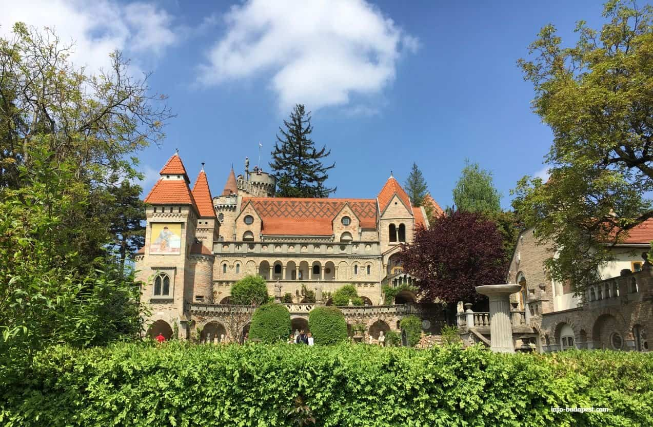 Bory Castle, photo by: info-budapest.com