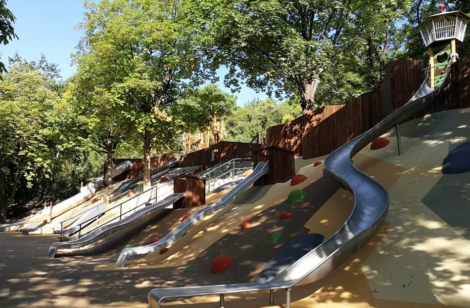 Gellért Hill Playground