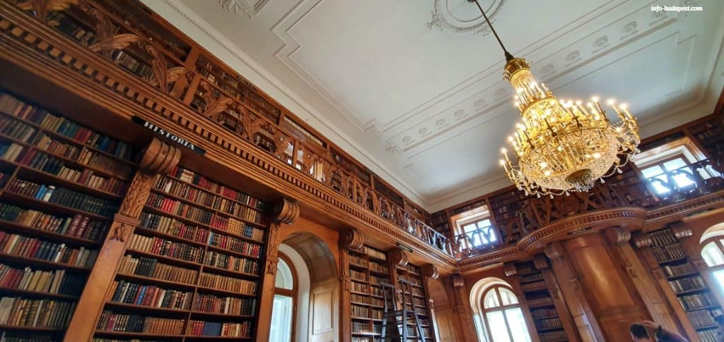 Helikon Library at Festetics Castle