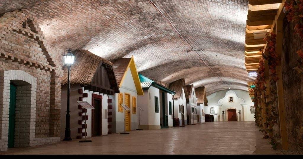 Budafok wine city