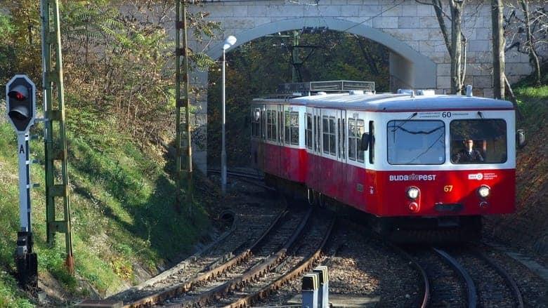 Cog-wheel railway