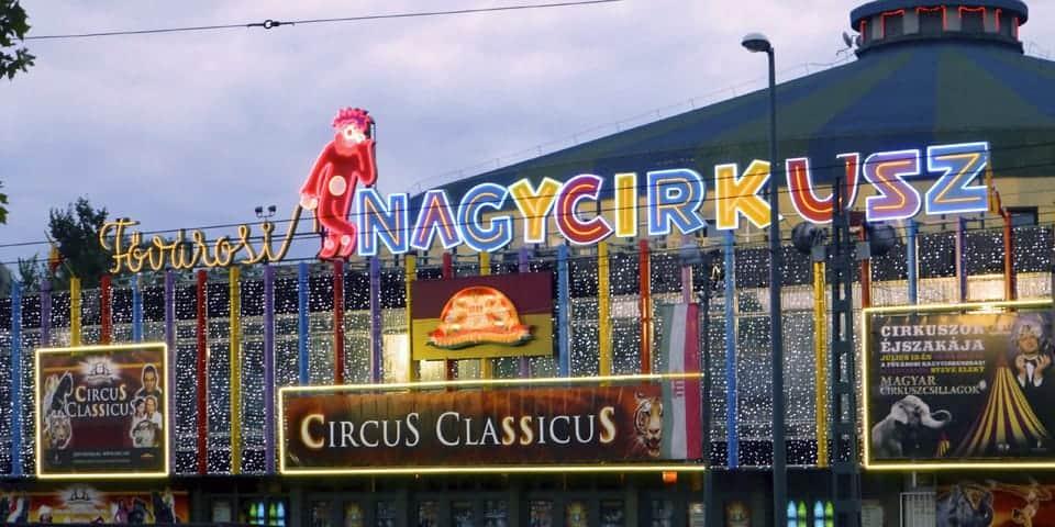 Metropolitan Grand Circus