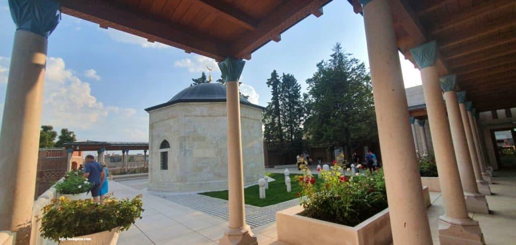 Gül Baba Tomb