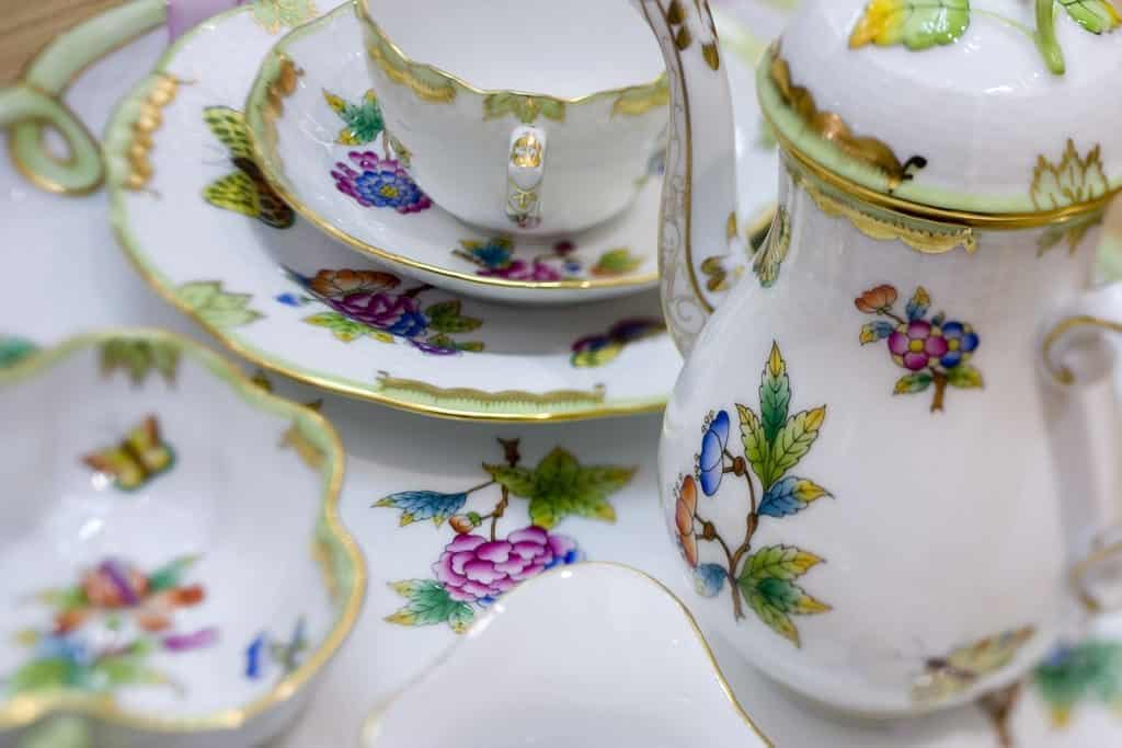 Herend porcelain