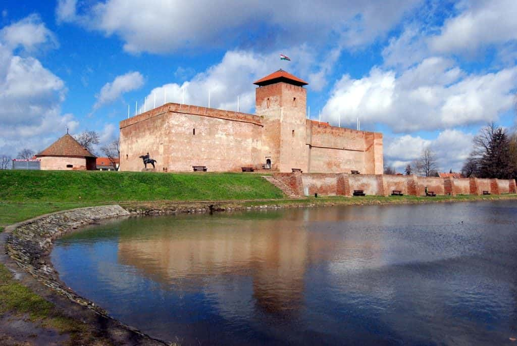 The Castle of Gyula