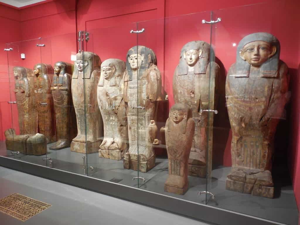 The Egyptian Collection in Museum of Fine Art - Budapest