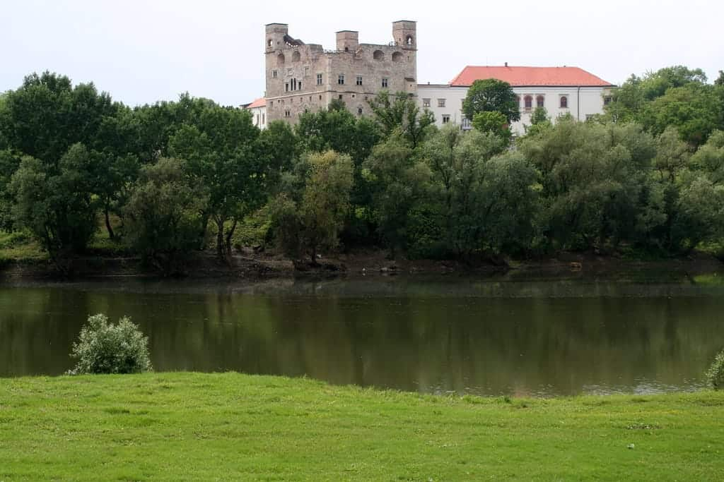 The Rákóczi Castle of Sárospatak