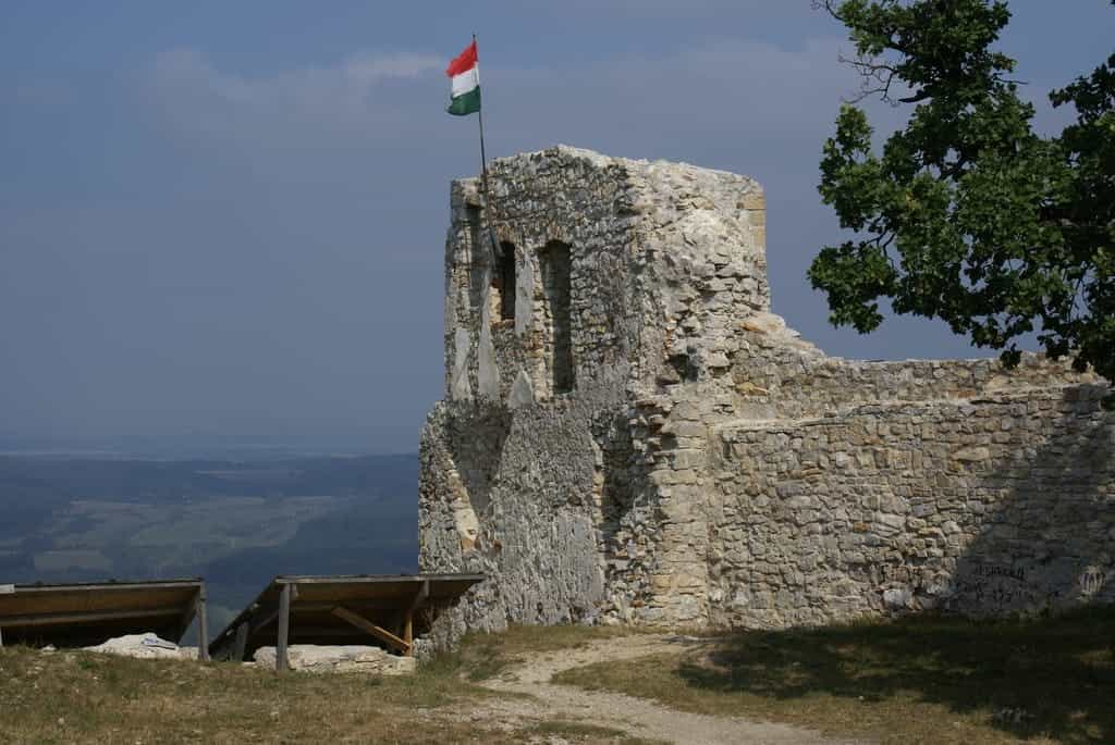 The Rezi Castle