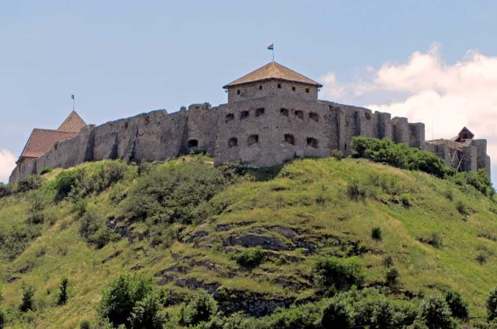 The Sümeg Castle
