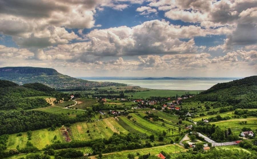 Tours at the Balaton Uplands