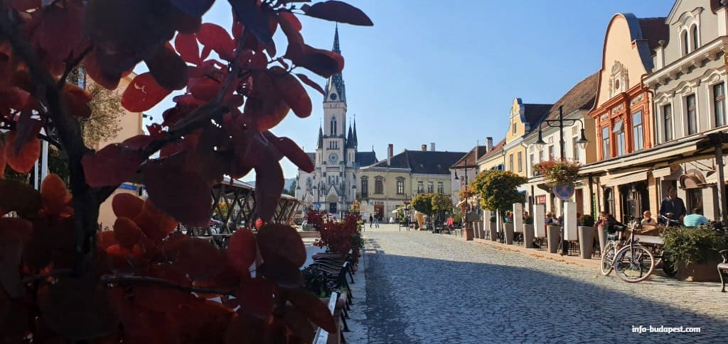 Culturally diverse sights of Kőszeg and its surroundings