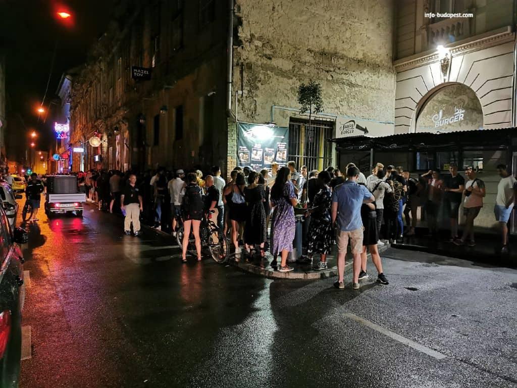 Mazel Tov Ruin Bar