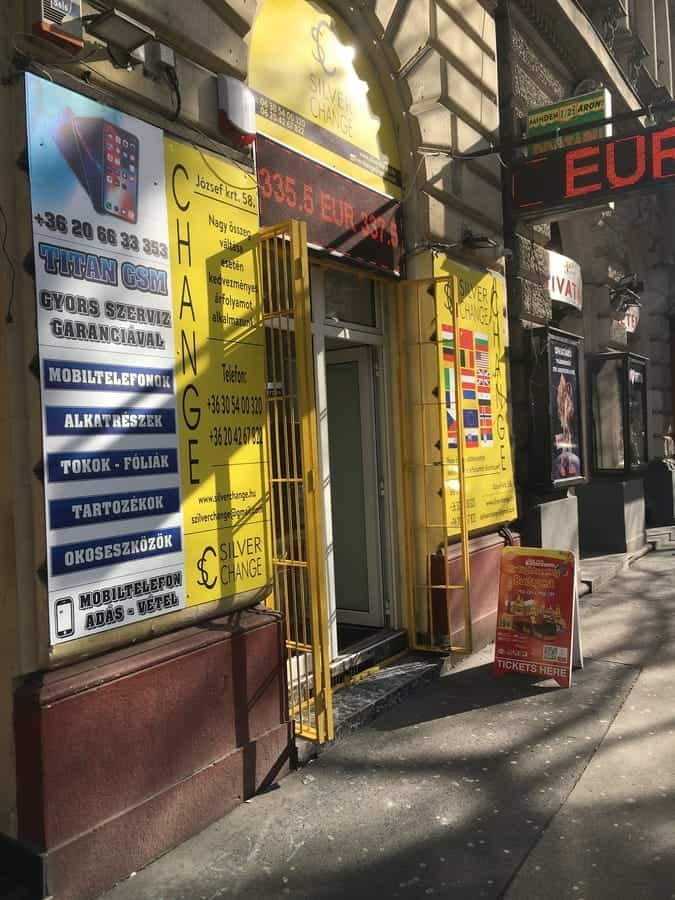 Where To Exchange Money In Budapest A Complete Guide 2020 Current exchange rate euro (eur) to russian ruble (rub) including currency converter, buying & selling rate and historical conversion chart. where to exchange money in budapest a