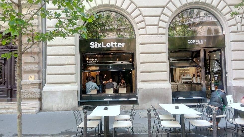 SixLetter Coffee