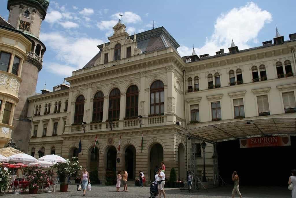Sopron Town Hall