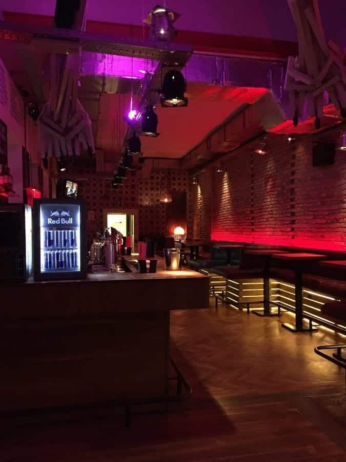 Doboz Ruin Bar