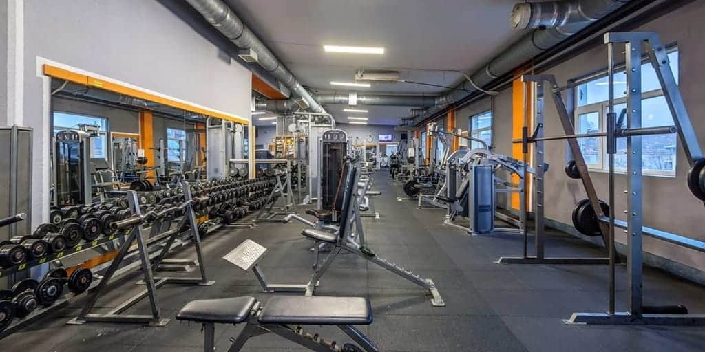 Fitness 2000, recommended gym for powerlifters