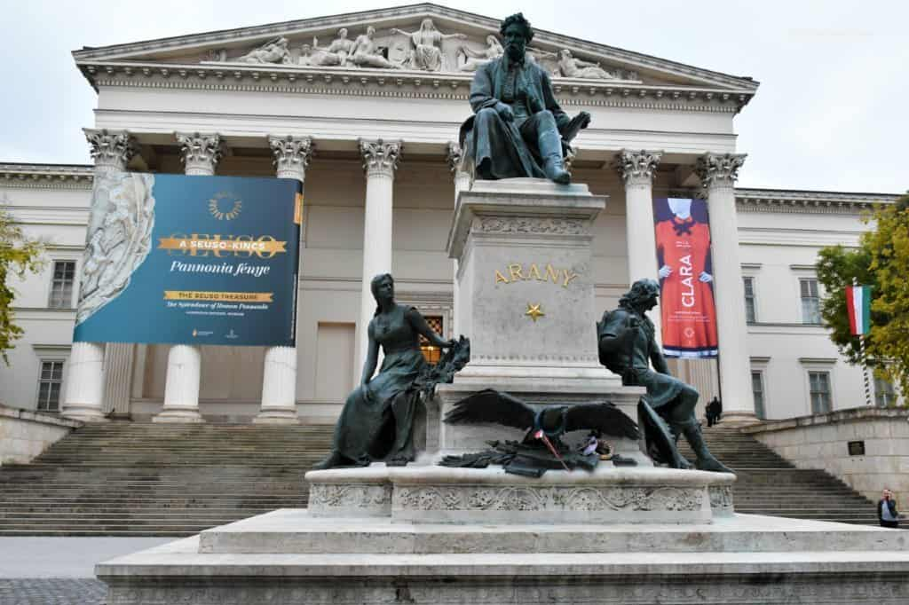 Free museums in Budapest-Hungarian National Museum