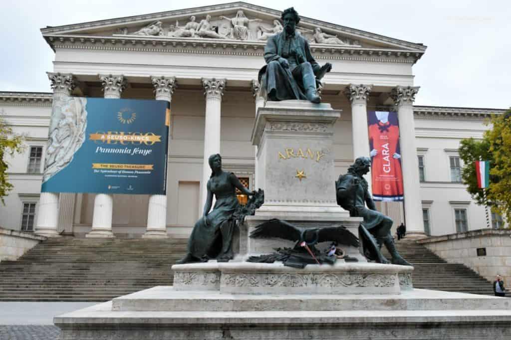 Hungarian National Museum-Budapest