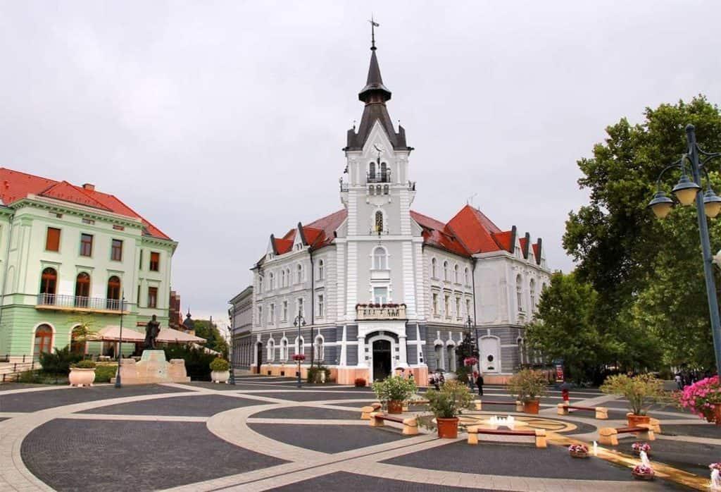 Kaposvár-Town Hall