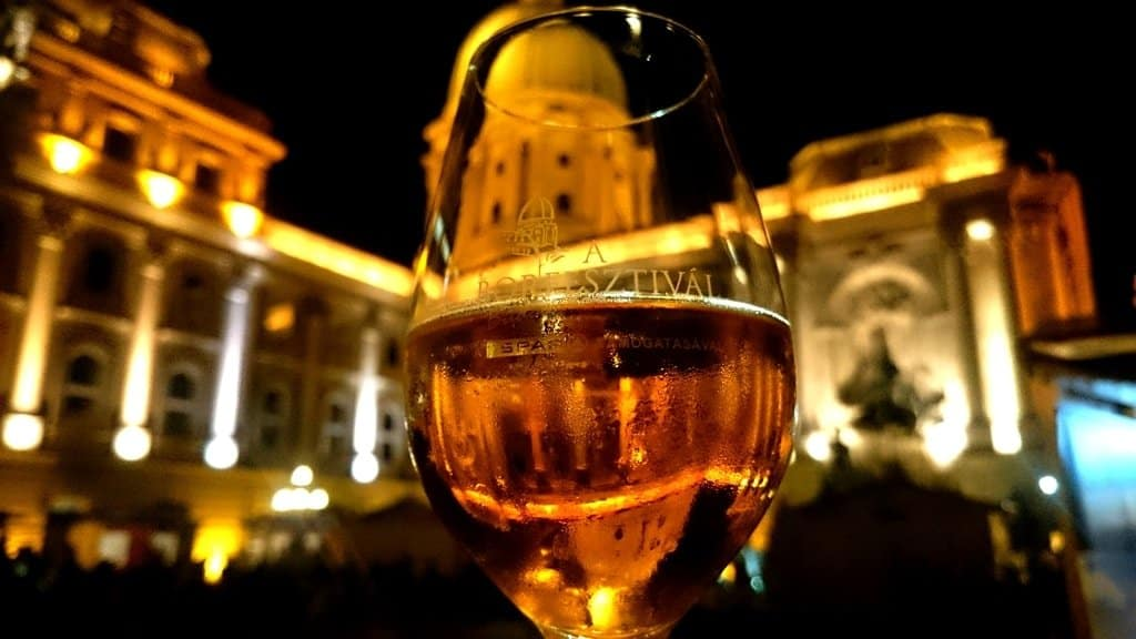 Recommended programs and events for September in Budapest and the countryside-Wine festival in Buda Castle