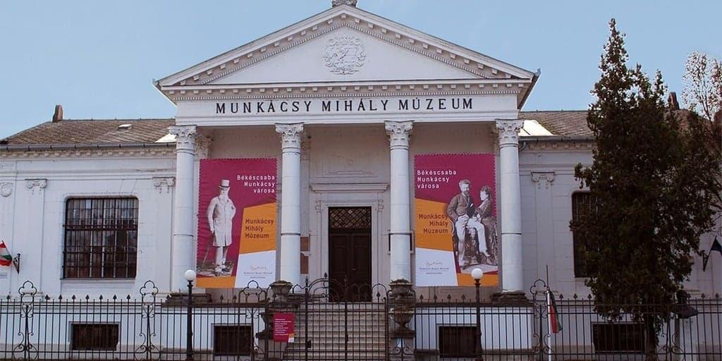 Békéscsaba - Mihály Munkácsy Museum