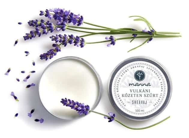 Cosmetics from lavender