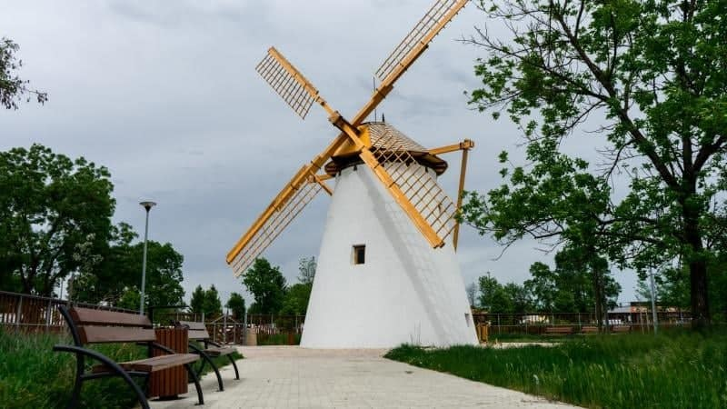Csabai Farm and Grain History Exhibition Grounds