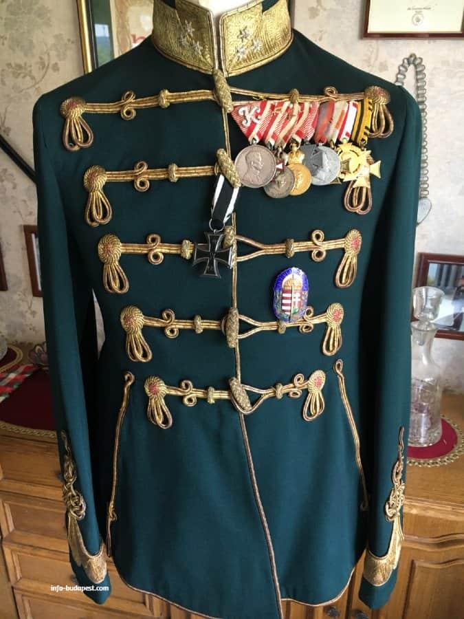 Hungarian Atilla Jacket