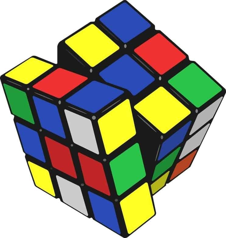 Rubic's Cube – A Hungarian souvenir known all over the world