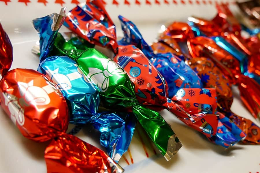 Szaloncukor - Traditional Hungarian Christmas Candy