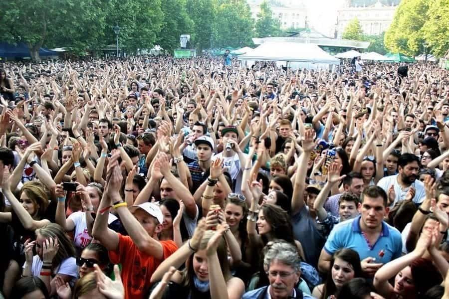 Belfeszt Festival in Budapest - Free concert