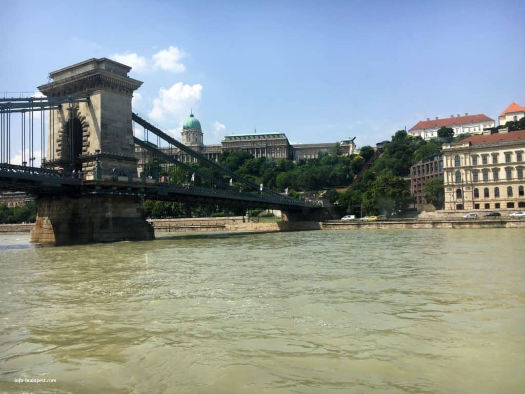 Cruises on the Danube-Széchenyi Bridge-Romantic things to do in Budapest