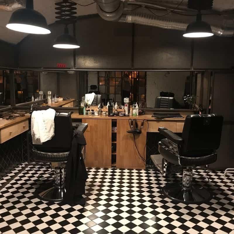 Hotsy Totsy Budapest's Hairdressing salon