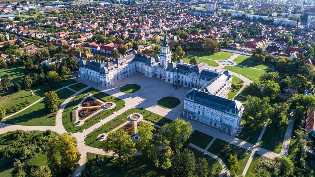 Keszthely- Where both counts and princes fell in love