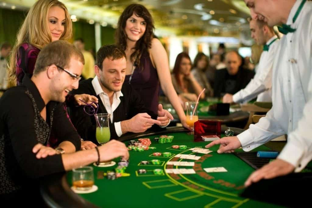 Las Vegas Casino - Budapest Sofitel