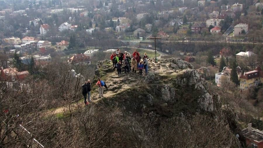 Apáthy Rock, Unusual things to do in Budapest